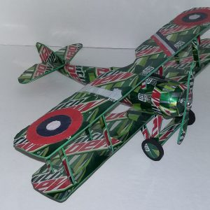 soda can airplane Sopwith Camel