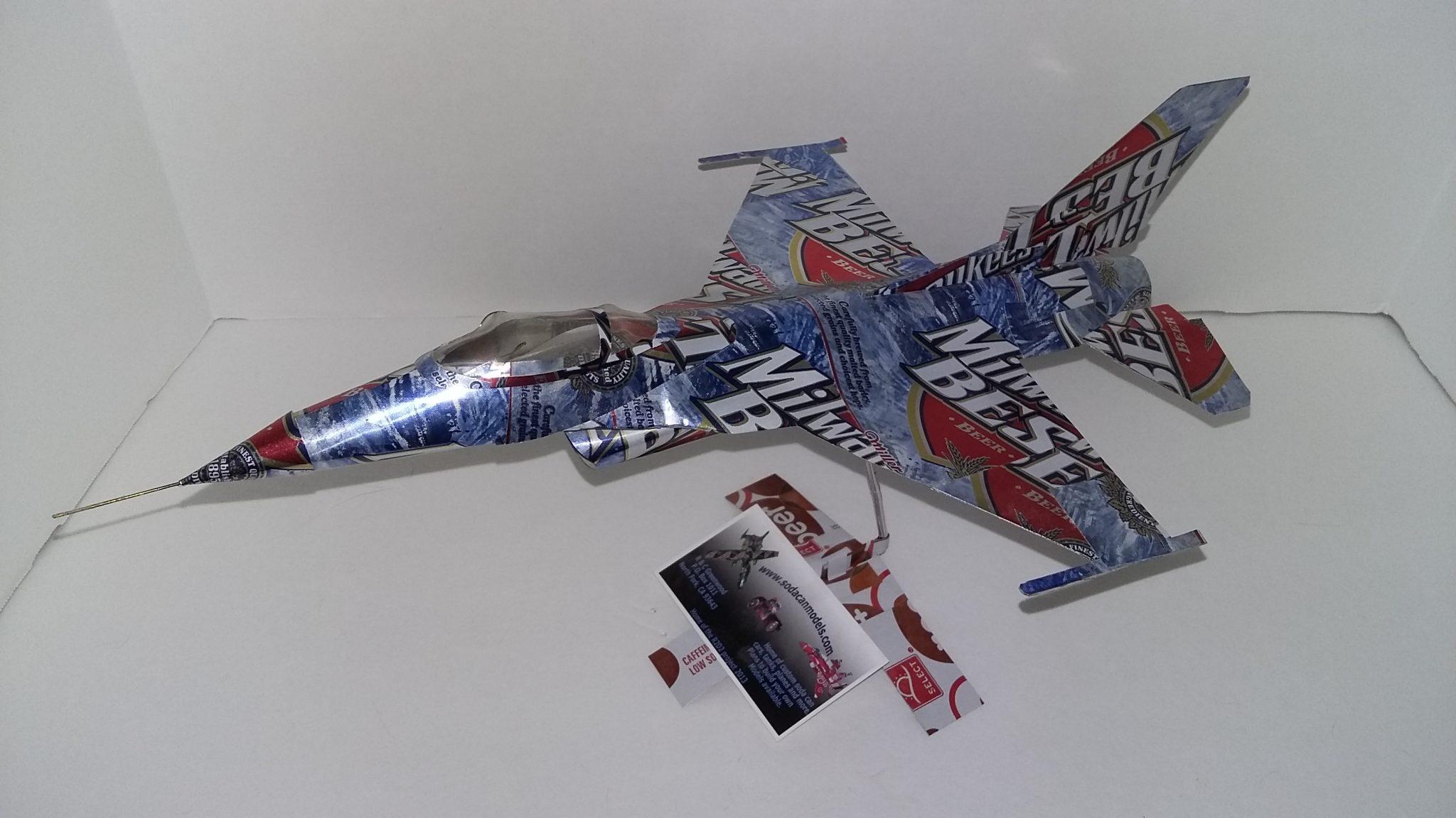 soda can F-16