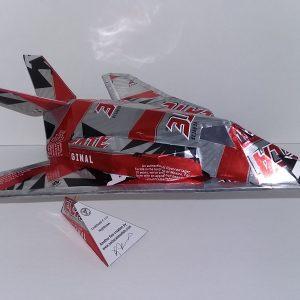 soda can F-117