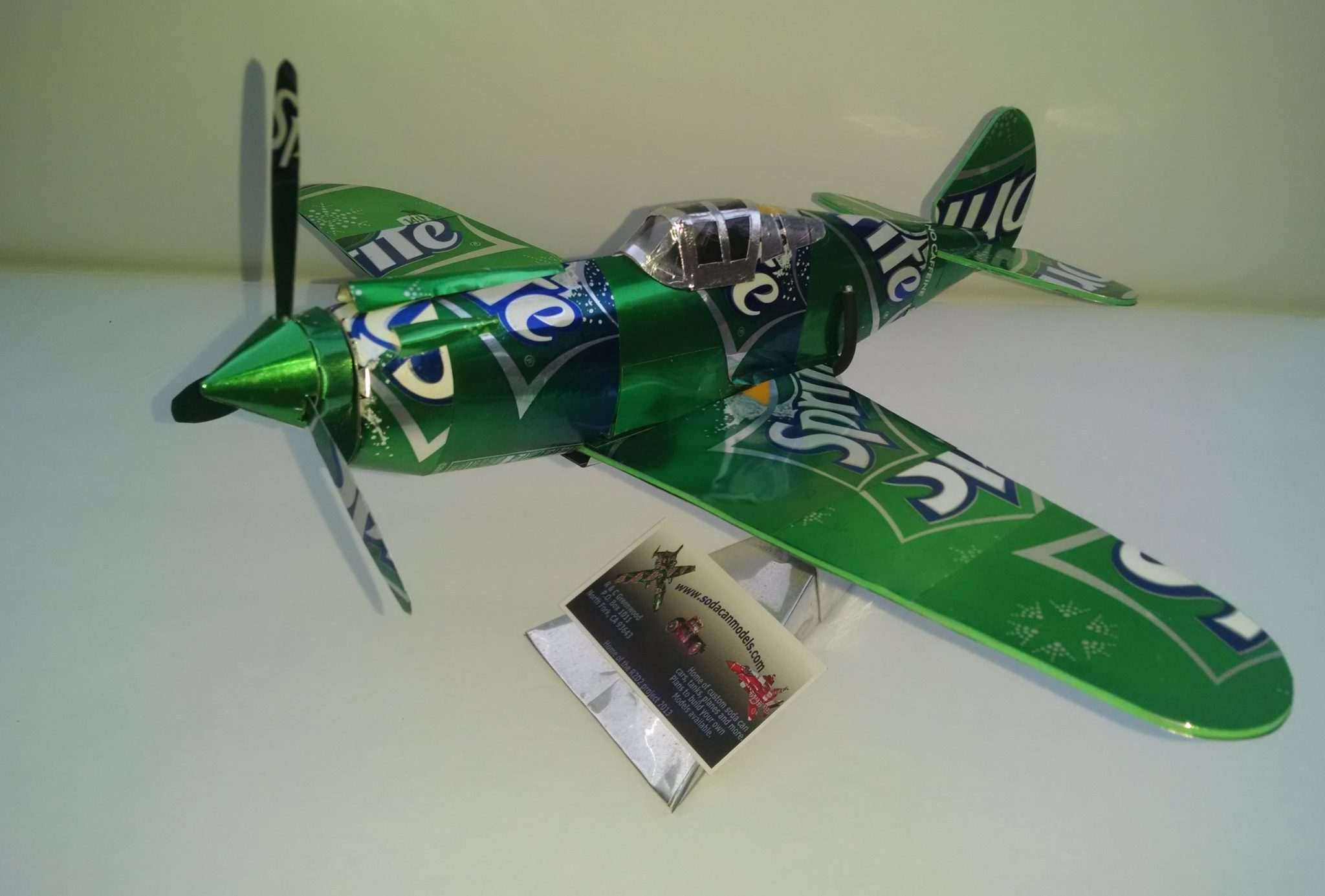 soda can P-40