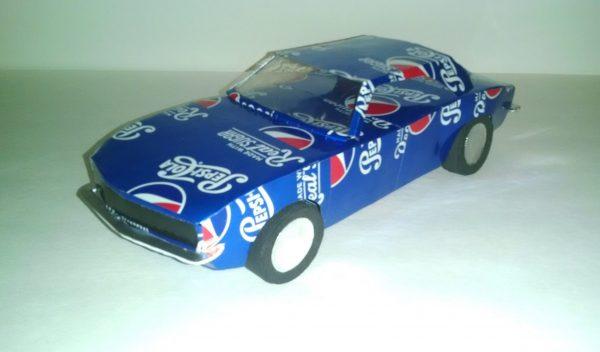 soda can 67 camaro
