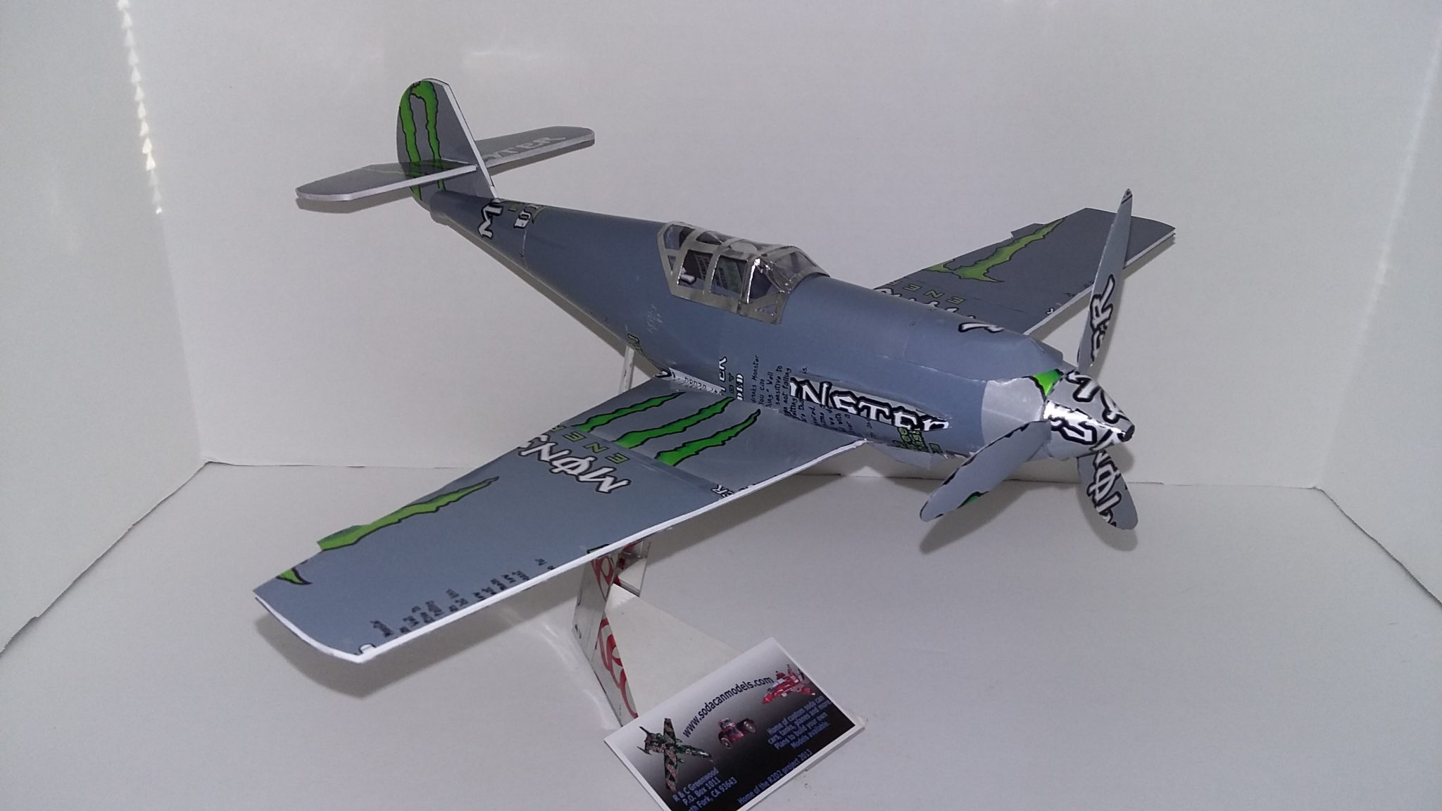 soda can Me-109