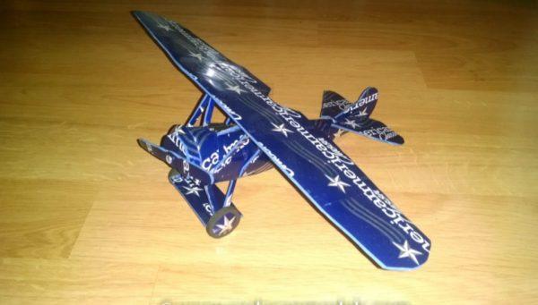 Soda can Fokker DVIII