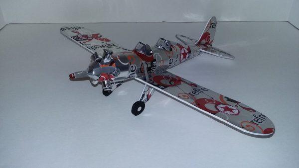 soda can airplane Ryan Pt-22