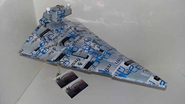 soda can star destroyer