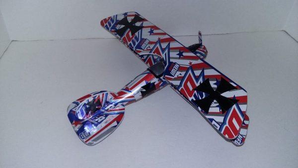 Soda can airplane Albatros DVA