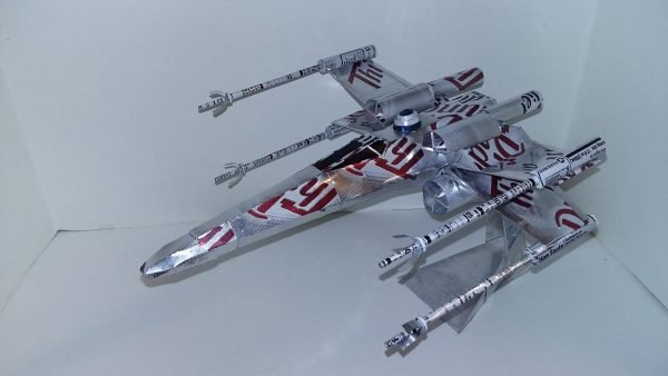 soda can T-65 X-wing