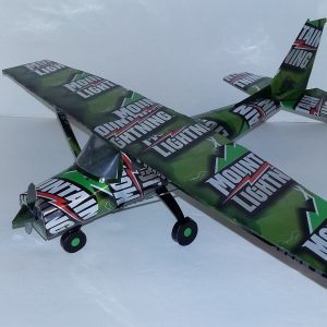 soda can airplane Cessna 172