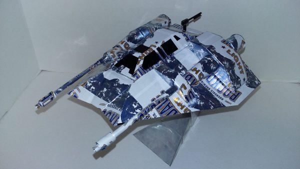 soda can T-47 Snowspeeder