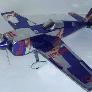 soda can airplane EA-300