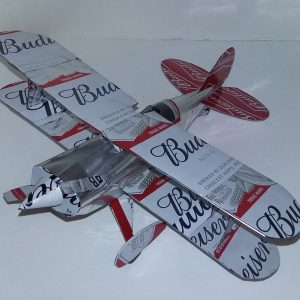 soda can airplane Pitts Special
